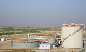 Wastewater treatment for Sugar Production