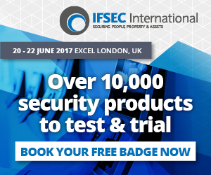 5010 IFSEC 2017 PPC Display Ads - Visitor Campaign - GENERAL - A - 300x250