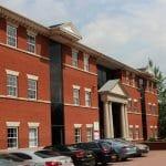 Burton office in sun IMG_2491