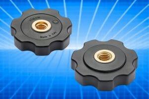 Elesa GFL lobe nut for equipment adjustment