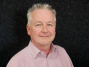 Chris Walsh, UK Sales Manager