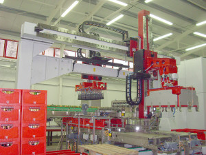 G 252 Del Brew Up Dual Gantry Robot Solution Automation Update