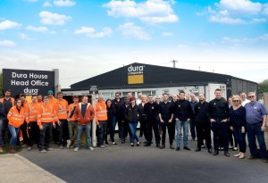 Dura Composites Wins Queens Award