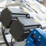The Dutch packaging machine producer uses the AKM servo motors in the 48 volt versions as the drive for the labeler.