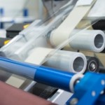 The labeler is structured in such a way that it can be used as an option both for new machines as well as for retrofitting systems from other manufacturers.