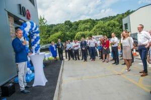 BOG192 - BOGE new facility opening